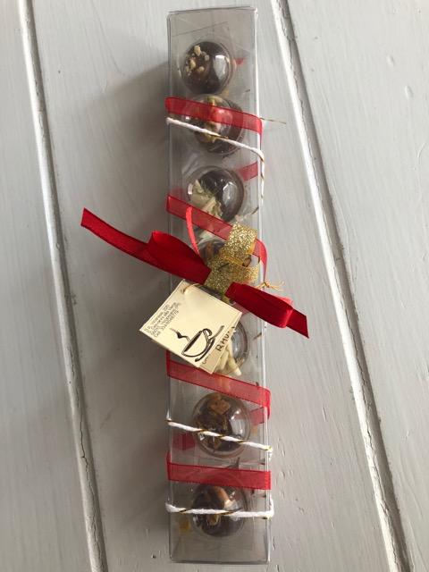 Confezioni di Cioccolatini